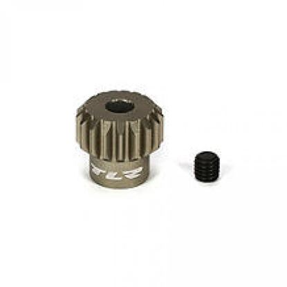 Picture of TLR TLR332018 Pinion Gear 18T, 48P, AL