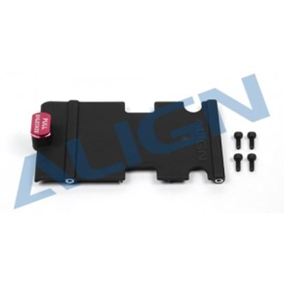 Picture of H50B007AXW 500X Brushless ESC Mounting Plate Set
