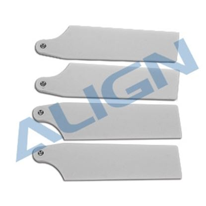 Picture of HQ0743D 74 Tail Blade-White