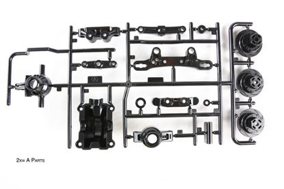 Picture of Tamiya 51527 TT02 A Parts - Upright