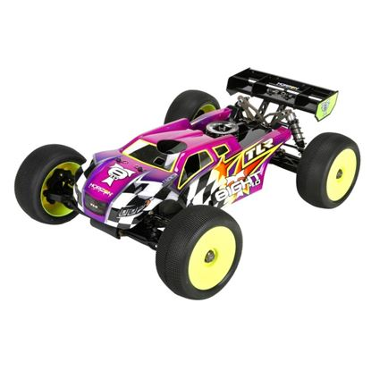 Picture of TLR TLR04005 8IGHT-T 4.0 4WD 1/8 Truggy Race Kit, Nitro
