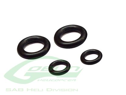 Picture of SAB HC453-S - Oring Set (Main and Tail) - Goblin 380/420