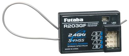 Picture of Futaba R203GF 2.4GHz 3CH Surface Receiver