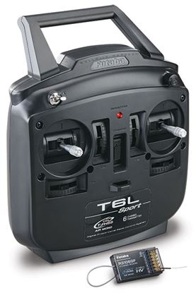Picture of Futaba 6L Sport 2.4GHz T-FHSS Mono 6-Channel Air System
