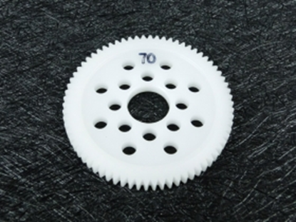 Picture of 3Racing 3RAC-SG4880 80t 48 Pitch Spur Gear