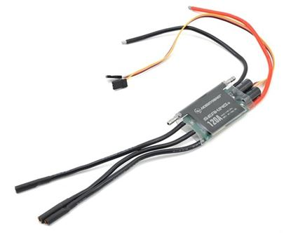 Picture of Hobbywing 30302361 Seaking PRO 120A Brushless Marine ESC
