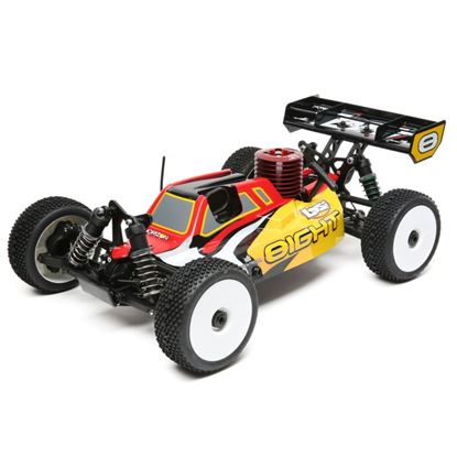 Picture of TLR LOS04010 8IGHT Nitro RTR: 1/8 4WD Buggy