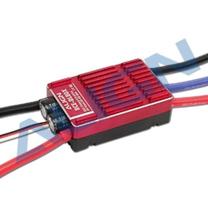 Picture of HES80X01 RCE-BL80X Brushless ESC