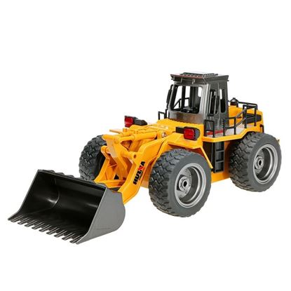 Picture of Huina Toys 1520 2.4G 6Ch RC 1/18 Wheeled Loader