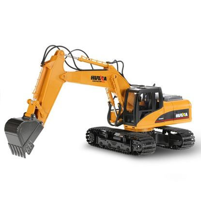 Picture of Huina Toys 1550 2.4G 15Ch RC 1/14 Excavator