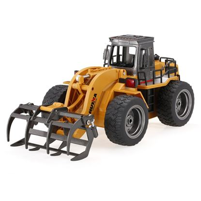 Picture of Huina Toys 1590 2.4G 6Ch RC 1/18 Log Loader