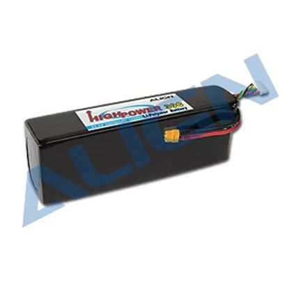 Picture of HBP10003 6S1P 22.2V 10000mAh/30C