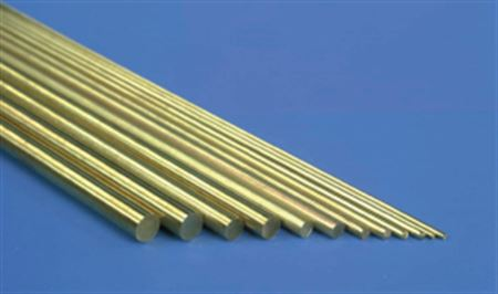 Picture for category K&S Brass Rod