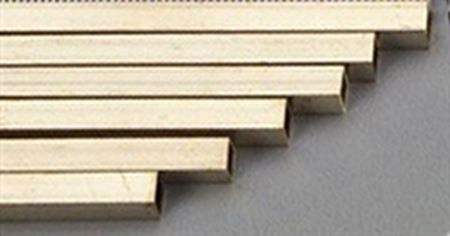 Picture for category K&S Brass Square Tube