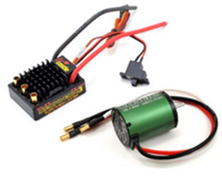 Picture for category RC Car Motors and ESC'S