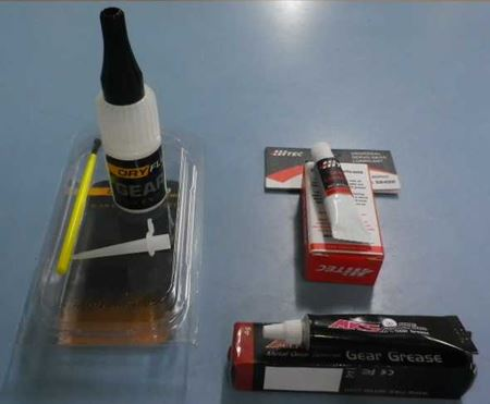 Picture for category Servo Grease & Lube
