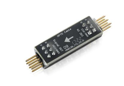 Picture of Hobbywing 30850200 RPM & Telemetry Signal Coupler Module