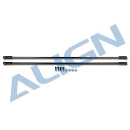 Picture of H7NT007XXW 700 Tail Boom Support Rods