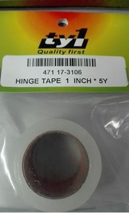 Picture of TY1 17-3106 Hinge Tape W=1 inch, L=5M