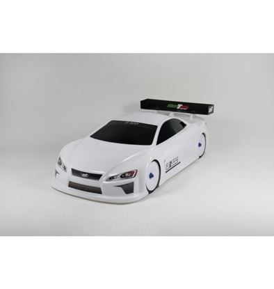 Picture of Mon-Tech MT016-004 1/10 IS200 Clear Body Shell