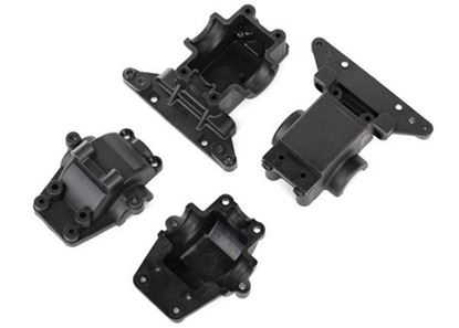 Picture of Traxxas 7530 Bulkhead, front & rear/differential housing