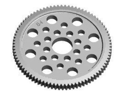 Picture of 3Racing 48 Pitch Spur Gear 84T