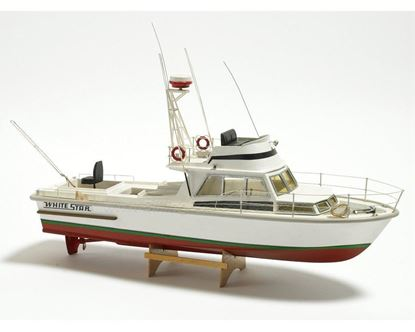Picture of Billing Boats 01-00-0570 570 White Star Construction KIt