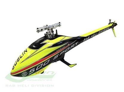 Picture of SAB SG514 - GOBLIN 500 SPORT LINE