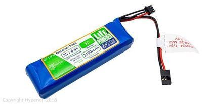Picture of Hyperion HP-FG505C2100S2 G5 Receiver Pack 2S 2100mAh LiFePo4
