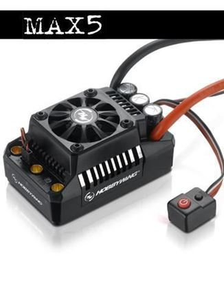 Picture of Hobbywing 30104000 Ezrun MAX 5 ESC (3-8S)