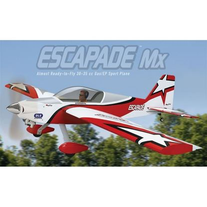 Picture of Great Planes GPMA1210 Escapade MX 30-35cc Gas/EP ARF 80""