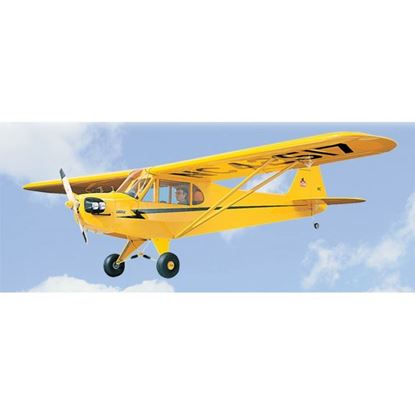 Picture of Great Planes GPMA0162 Piper J-3 Cub 60 GP Kit .60-.90,90""