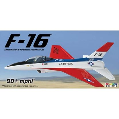 Picture of Great Planes GPMA1801 F-16 EDF ARF