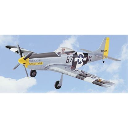 Picture of Great Planes GPMA0175 P-51D Mustang .40 Kit .40-.46,57""