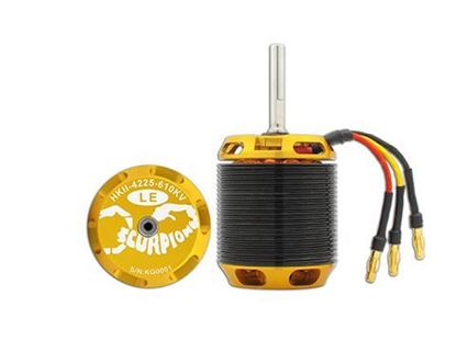 Picture of Scorpion HKII-4225-610KV Limited Edition Motor