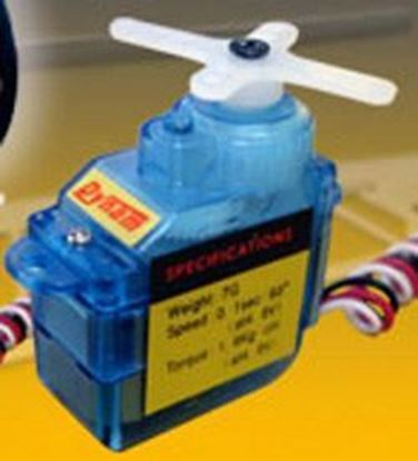 Picture of Dynam DY-1002 - High Performance Servo 7g