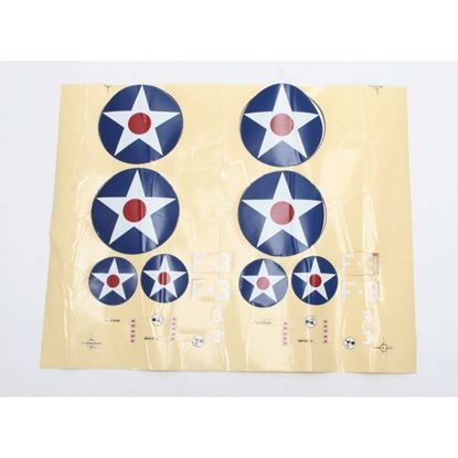 Picture of Parkzone PKZ1902 Decal Sheet: F4F Wildcat