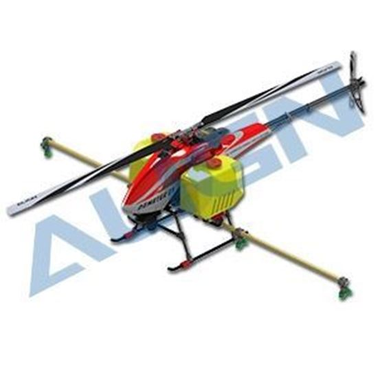 Picture of RHE1E05XW Demeter E1 Auto-Navigation Agricultural Helicopter Combo