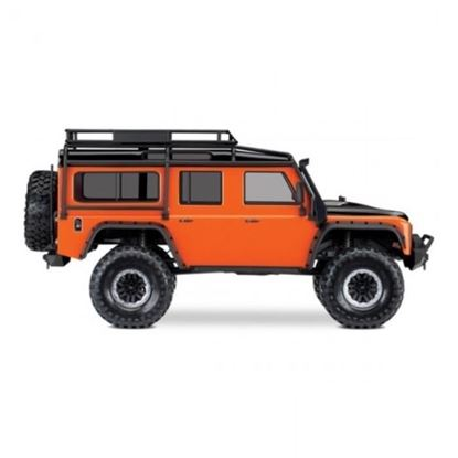 Picture of Traxxas 82056-4 - TRX-4 Scale & Trail Defender Crawler RTR Tan