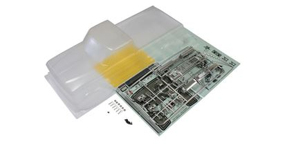 Picture of Kyosho MAB073 Mad Crusher Clear Body Set