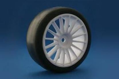 Picture of Revolution RH-26021 RE36 (Pre-glued) Control GT Class Tyre