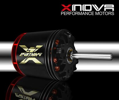 Picture of Xnova XN4025-560A Lightning 4025-560KV 3Y (Shaft A)