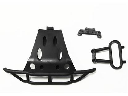 Picture of DHK 8135-705 Bumper Front / Upper Suspension Arm Mount Front