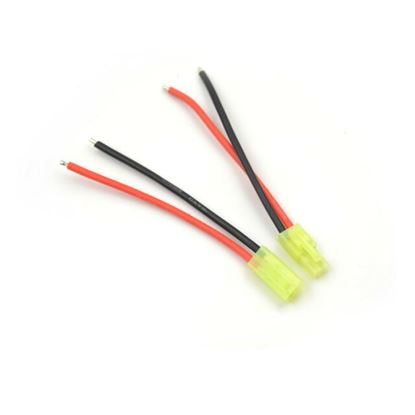 Picture of TPD30 Mini Tamiya Connectors, 100mm 16 AWG lead