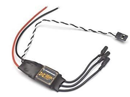 Picture of Hobbywing 30901011 XRotor 20A Brushless ESC- Wire Leaded