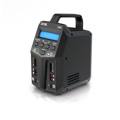Picture of SkyRc SK-100155-02 T200 Dual Balance Charger