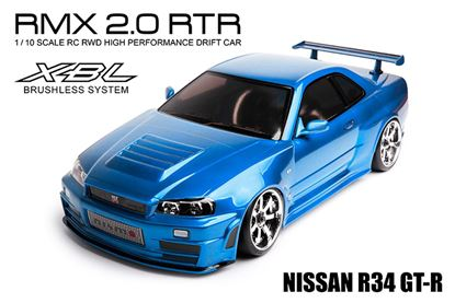 Picture of MST 533703 RMX 2.0 1/10 2WD Brushless RTR Drift Car