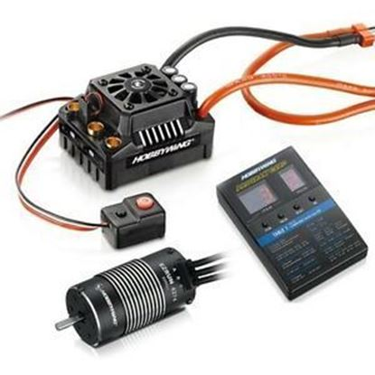 Picture of Hobbywing 38010400 EzRun MAX8 & EzRun 4274 (2200kv) Power System Combo