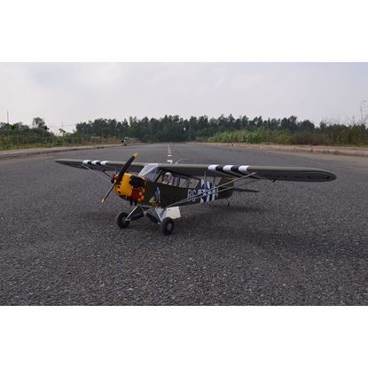 "Picture of Seagull SEA325 L-4 Grasshopper span 90"" -1/5 Scale (15-20cc)"