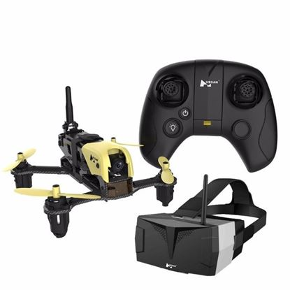Picture of Hubsan H122D X4 STORM Racing Drone with 2.4Ghz RC & Goggles
